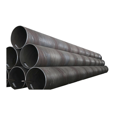 Process knowledge of spiral steel pipe