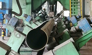 SSAW Spiral Welded Steel Pipe process-GKSTEELPIPE