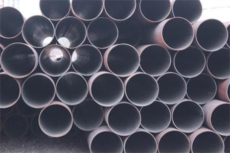 Overview of welded steel pipes on January 5